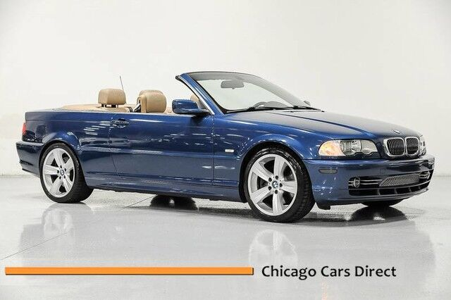 2002 BMW 3 Series 330Ci Sport Addison IL