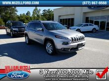 2016 Jeep Cherokee FWD 4dr Limited Augusta GA