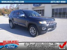2015 Jeep Grand Cherokee RWD 4dr Limited Augusta GA