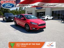 2017 Ford Focus SEL Sedan Augusta GA