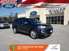 2017 Ford Explorer Limited FWD Augusta GA