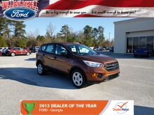 2017 Ford Escape S FWD Augusta GA