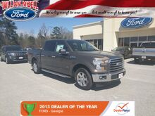 2017 Ford F-150 XLT 2WD SuperCrew 5.5' Box Augusta GA