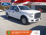 2017 Ford F-150 XL 2WD SuperCrew 5.5' Box