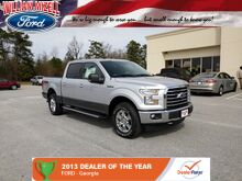 2017 Ford F-150 XLT 4WD SuperCrew 5.5' Box Augusta GA