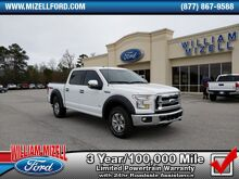 2015 Ford F-150 4WD SuperCrew 145 XLT Augusta GA