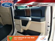 2017 Ford F-150 Lariat 4WD SuperCrew 5.5' Box Augusta GA