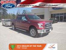 2017 Ford F-150 Lariat 4WD SuperCrew 5.5' Box Augusta GA