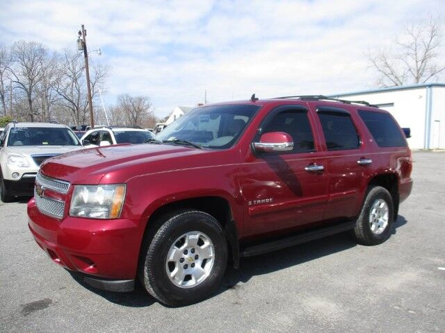 2007 Chevrolet Tahoe Lt 4x4 Richmond Va 17702585