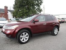 2006 Nissan Murano SL Richmond VA