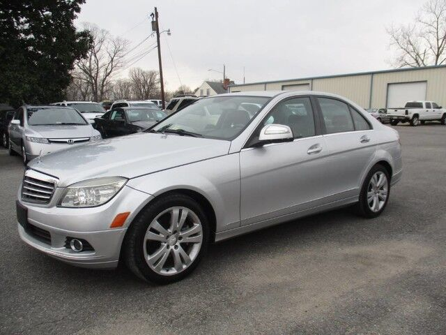2008 mercedes benz c class c 300 3 0l sport awd richmond for Mercedes benz lynchburg va