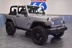 2017 jeep wrangler only 2000 miles lifted bad boy wheels basically new