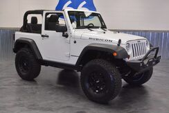 2013 Jeep Wrangler RUBICON 4X4 LIFTED! BAD BOY WHEELS/TIRES! BUMPERS! $6500 IN EXTRAS! 46K MILES! Norman OK