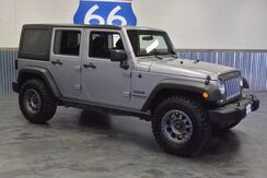2016 Jeep Wrangler Unlimited UNLIMITED SPORT 4WD LOADED ONLY 7542 MILES 1 OWNER Norman OK
