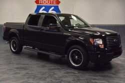 Ford F-150 FX2 - CREWCAB - ONE OWNER - LOW MILES - NAVIGATION - LEATHER LOADED - SUNROOF - CUSTOM WHEELS 2012
