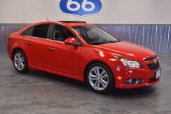2014 Chevrolet Cruze LTZ 'RS EDITION' LEATHER SUNROOF BACK UP CAMERA! LOW MILES! 38 MPG!! Norman OK