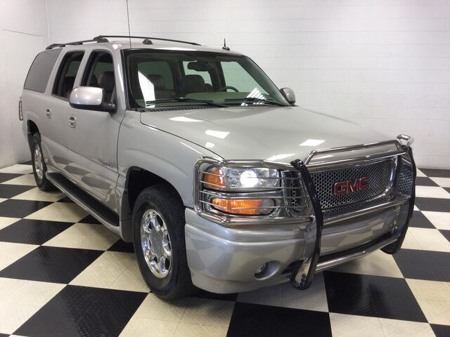2004 gmc yukon xl denali leather denali awd excellent condition can 39 t miss this one norman ok. Black Bedroom Furniture Sets. Home Design Ideas