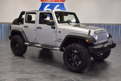 2011 Jeep Wrangler Unlimited PROCOMP LIFT! BAD BOY WHEELS/OFF ROAD TIRES!! 4WD! LOW MILES!! HARD TOP!!!! Norman OK