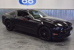2014 Ford Mustang BLACKED OUT 6-SPEED 30 MPG! 1 OWNER! 34K MILES! MINT Norman OK
