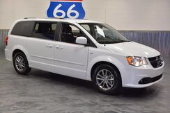 2014 Dodge Grand Caravan SXT 30TH ANNIVERSARY! LEATHER! DVD! LOADED! FULL WARRANTY! Norman OK
