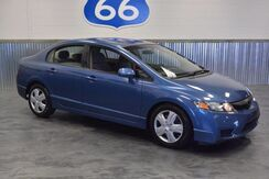 2009 Honda Civic Sdn LX 'SPORTY SEDAN' 40 MPG! LOADED! 89K MILES!!! Norman OK
