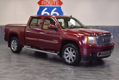 2013 GMC Sierra 1500 CREWCAB AWD 'DENALI' 6.2L V8 LEATHER SUNROOF NAVIGATION DVD CHROME WHEELS! TANEAU COVER! Norman OK