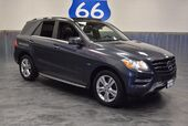 2012 Mercedes-Benz M-Class AWD! ML350! LEATHER SUNROOF NAVIGATION! IMMACULATE COND! LOW MILES!