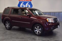 2012 Honda Pilot TOURING - HARD LOADED! LEATHER! NAVIGATION! SUNROOF! DVD! ONE OWNER! Norman OK