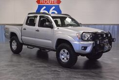2013 Toyota Tacoma '4X4' LIFTED-WHEELS/NEW OFF ROAD TIRES-WINCH! LED LIGHTS! TRD OFF ROAD PKG! LOW MILES! Norman OK