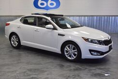 2013 Kia Optima EX 'LEATHER LOADED!' SUNROOF!!! 35 MPG! LUXURY! Norman OK