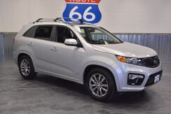 2013 Kia Sorento 3RD ROW 'SX' AWD LEATHER! SUNROOF! NAVIGATION! CHROME WHEELS! LIKE NEW! Norman OK
