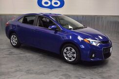 2014 Toyota Corolla S PACKAGE! LEATHER LOADED! BACK UP CAMERA! LOW MILES! 42 MPG!!! Norman OK