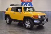 2007 Toyota FJ Cruiser 4X4 'LIMITED EDT. COLOR!' DRIVES PERFECT!
