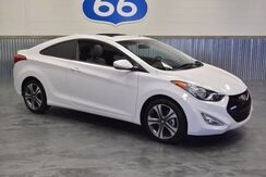2013 Hyundai ELANTRA COUPE LEATHER LOADED! SUNROOF! LOW MILES! LIKE BRAND NEW! Norman OK