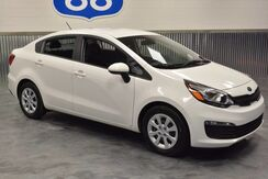 2016 Kia Rio LX 'SPORTY SEDAN' LOADED! FULL WARRANTY! 37 MPG!! Norman OK