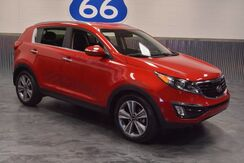 2014 Kia Sportage SX ONLY 48,026 MILES! LOADED! LIKE NEW! 26 MPG!! Norman OK