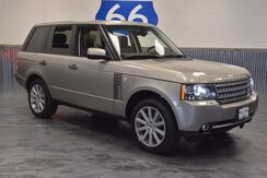 2010 Land Rover Range Rover SUPER CHARGED! 4WD! LEATHER NAVI SUNROOF! ONLY 73K MILES! Norman OK
