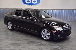 Mercedes-Benz C-Class C 300 'SPORT EDITION' SUNROOF! LEATHER! SUPER LOW MILES!!! 2010