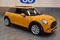 2015 MINI Cooper Hardtop S PKG! LEATHER! SUNROOF! LIMITED EDT. COLOR!!! ONLY 35K MILES! LIKE NEW! Norman OK