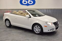 2007 Volkswagen EOS 'CONVERTIBLE' LEATHER LOADED! TURBO! 2.0T Norman OK