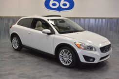 2012 Volvo C30 PREMIUM PLUS! COUPE! LEATHER LOADED! 30 MPG! DRIVES GREAT! 1 OWNER! Norman OK