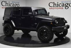 Jeep Wrangler Unlimited Freedom Edition 2013