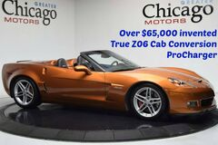 2007 Chevrolet Corvette Z06 $65000 invested to turn into a cab Chicago IL