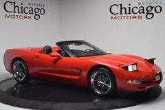 2001 Chevrolet Corvette Borla Exhaust Chrome wheels Headers~intake~tune~Short shifter~Tuned Big $$ upgrades Chicago IL