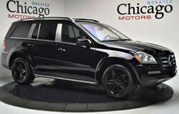 2011 Mercedes-Benz GL-Class GL550 clean carfax!! sunny florida car!!! loaded with options. t Chicago IL