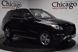 Mercedes-Benz ML350 4 Matic 2 Owner Local Trade Keyles Go~Blind Spot~Navigation 2013