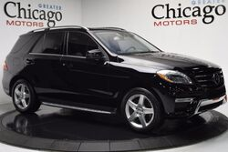 Mercedes-Benz ML550 4Matic Loaded V8 Super SUV 1 Owner Sunny Florida Trade IN! Distronic! 2013