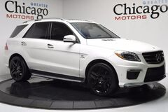 2013 Mercedes-Benz ML63 Amg Performance Pack~Carfax Certified 21 Wheels~All Service Records!! Chicago IL