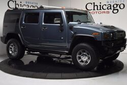 HUMMER H2 Super Clean 2 Owner Carfax Certified car Custom Grill~Sunroof~Serviced Up 2006