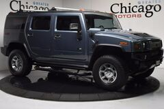 2006 HUMMER H2 Super Clean 2 Owner Carfax Certified car Custom Grill~Sunroof~Serviced Up Chicago IL